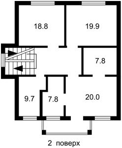 Будинок Мала Олександрівка, Z-381203 - Фото 4