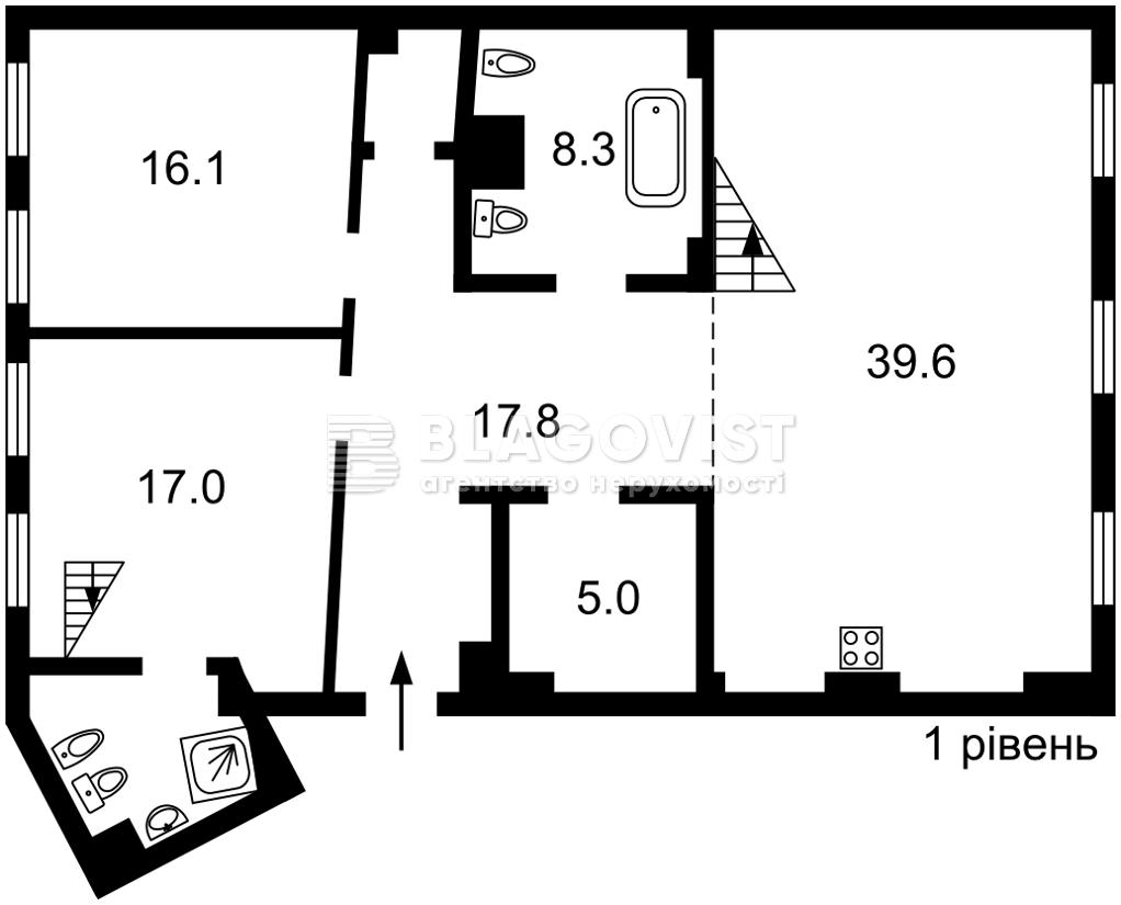 Квартира E-41191, Сретенская, 2/8, Киев - Фото 3