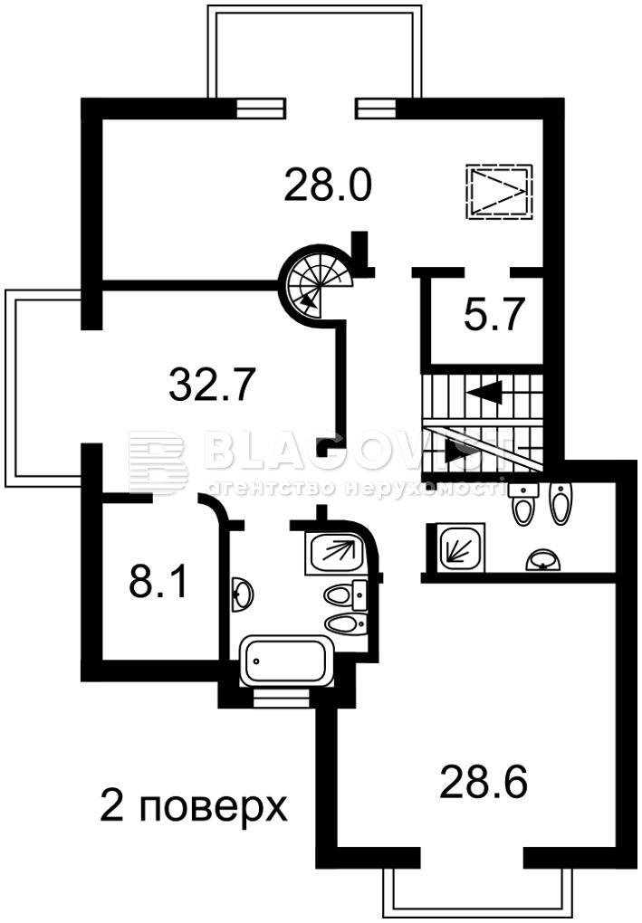 Дом A-112332, Новые Безрадичи - Фото 4