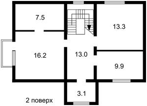 Дом Барвинковая, Васильков, C-109671 - Фото 3