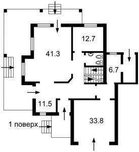 Будинок Нові Безрадичі, A-112332 - Фото 2