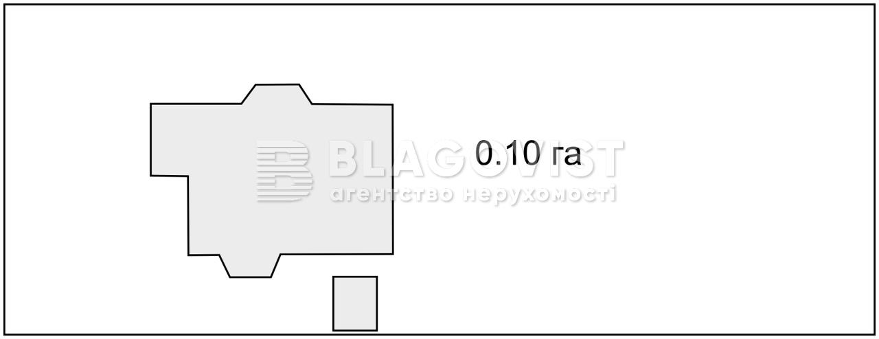 Дом C-109102, Лесная, Софиевская Борщаговка - Фото 1