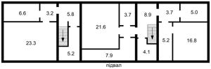 Нежилое помещение, Златоустовская, Киев, A-112467 - Фото 2