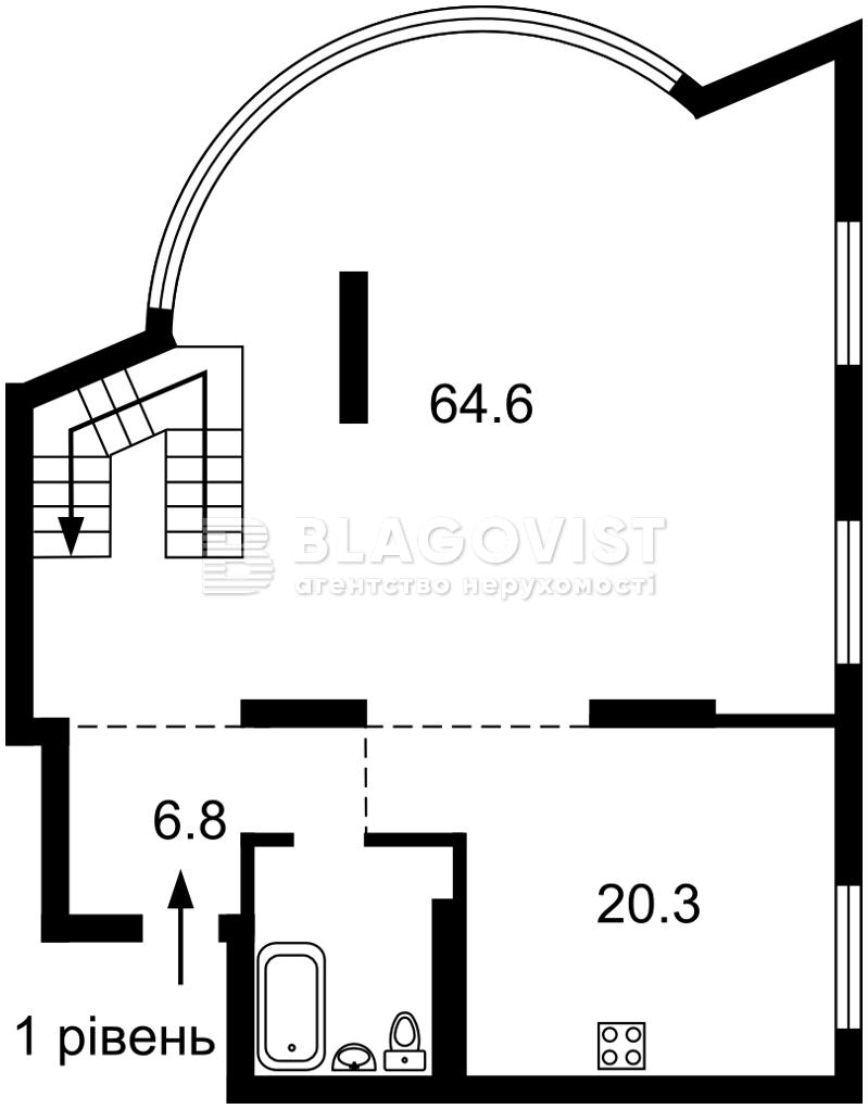 Квартира M-39225, Глубочицкая, 73-77, Киев - Фото 5