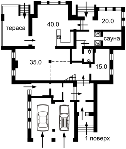 Будинок H-50434, Старокиївська, Козин (Конча-Заспа) - Фото 2