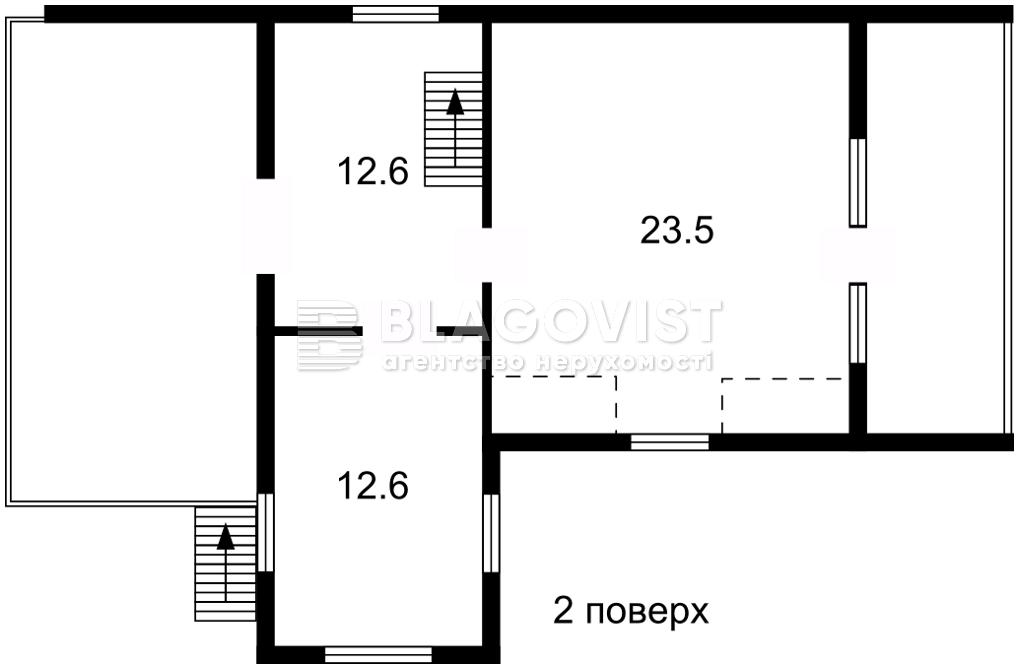 Дом F-45218, Матросова, Хотов - Фото 3