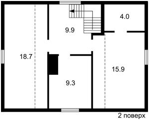 Будинок Хотянівка, P-29965 - Фото 3