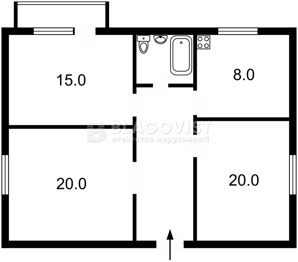 Квартира R-39925, Крещатик, 21, Киев - Фото 4