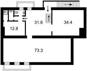 Нежилое помещение, Богомольца Академика, Киев, Z-711276 - Фото2