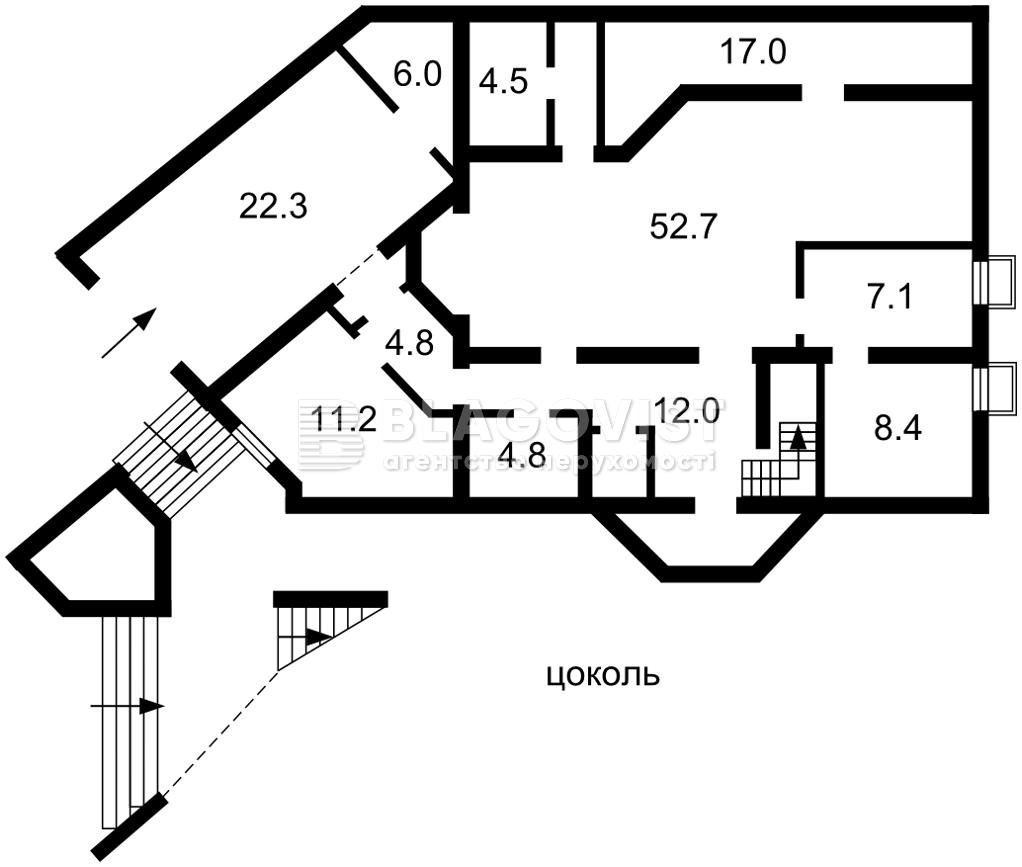 Будинок E-41278, Рудиківська, Рудики (Конча-Заспа) - Фото 2