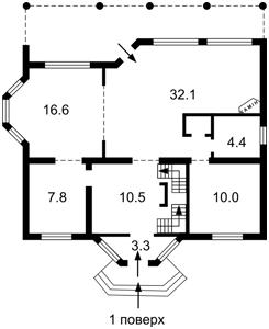Будинок E-41278, Рудиківська, Рудики (Конча-Заспа) - Фото 3