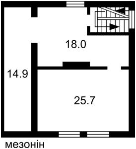 Будинок Ірпінь, R-17873 - Фото 4