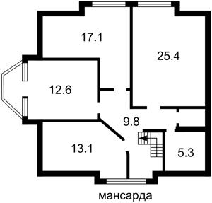 Будинок E-41278, Рудиківська, Рудики (Конча-Заспа) - Фото 4