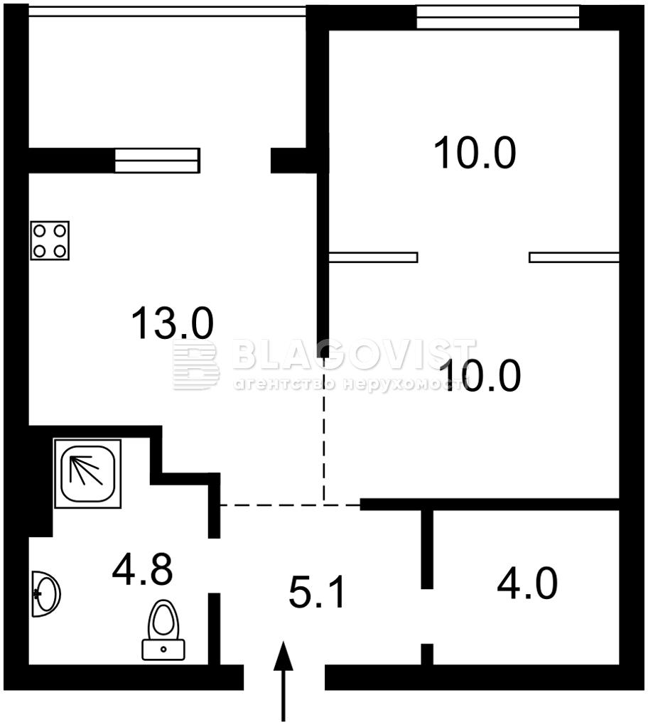 Квартира F-45274, Лобановского просп. (Краснозвездный просп.), 144, Киев - Фото 4