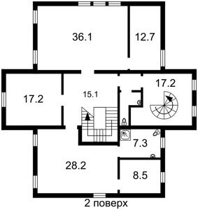 Дом Z-800605, Чайки - Фото 2
