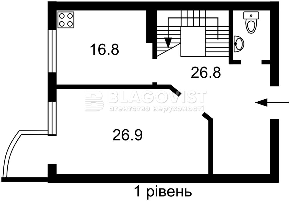 Квартира E-41333, Московская, 46/2, Киев - Фото 5