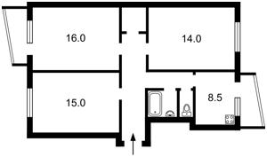 Квартира R-40226, Севастопольская, 19, Киев - Фото 2