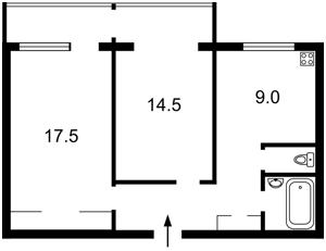 Квартира Радунская, 10а, Киев, Z-795864 - Фото2