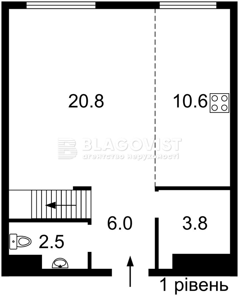 Квартира Z-805868, Правды просп., 13 корпус 3, Киев - Фото 2