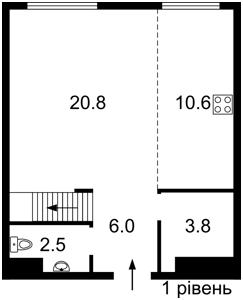 Квартира Правды просп., 13 корпус 3, Киев, Z-805868 - Фото2