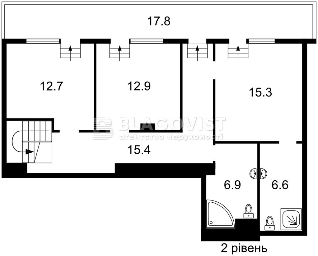 Квартира Z-805868, Правды просп., 13 корпус 3, Киев - Фото 3