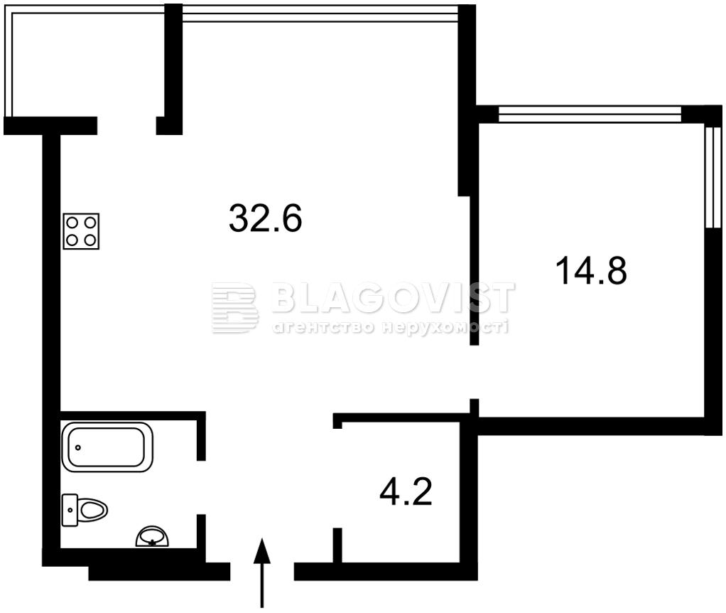 Квартира M-39386, Оболонский просп., 26, Киев - Фото 6
