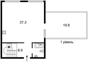Квартира Салютная, 2-3, Киев, E-40767 - Фото2
