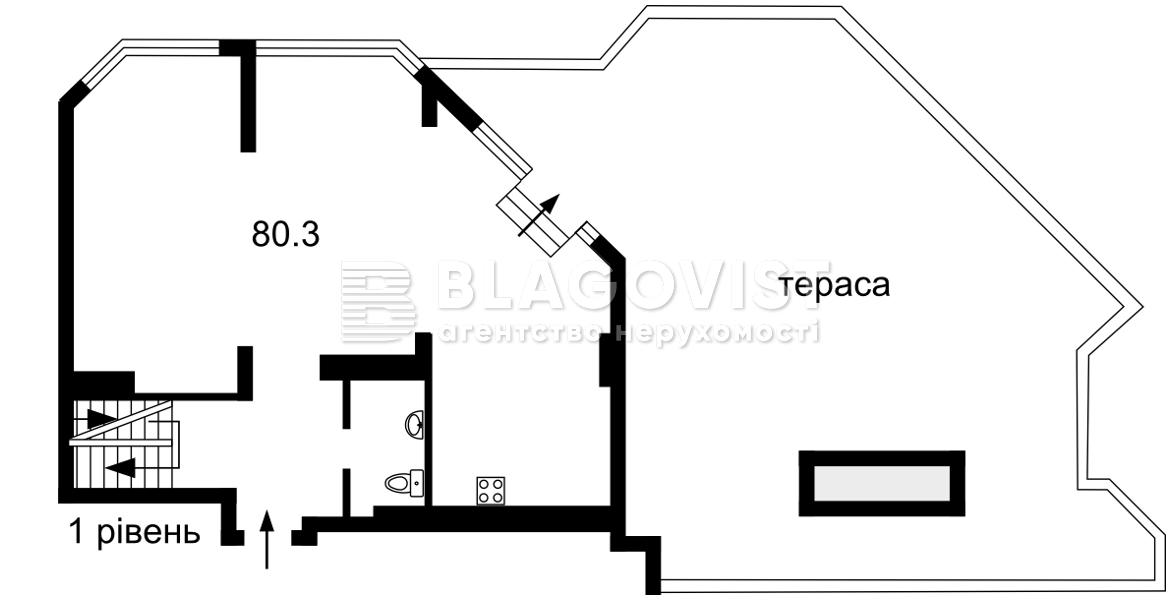 Квартира M-39414, Болсуновская (Струтинского Сергея), 2, Киев - Фото 5