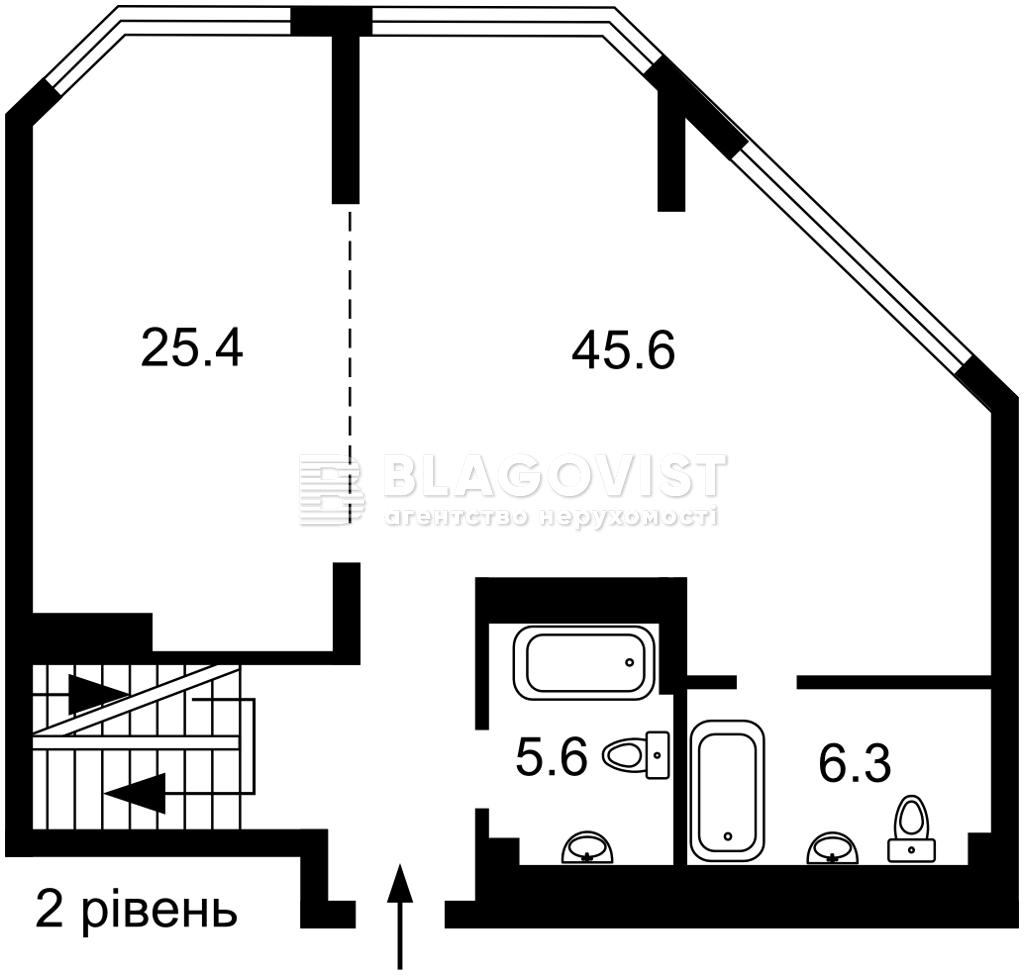 Квартира M-39414, Болсуновская (Струтинского Сергея), 2, Киев - Фото 6