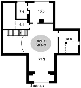 Будинок Софіївська Борщагівка, H-50647 - Фото 6