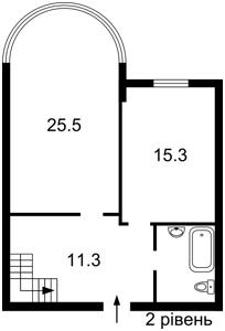 Квартира Дмитриевская, 69, Киев, R-4038 - Фото 3