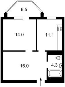 Квартира Z-689037, Макеевская, 10а, Киев - Фото 4