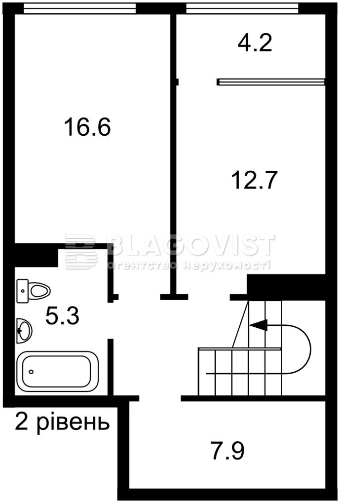 Квартира Z-807231, Причальная, 5 корпус 3, Киев - Фото 4