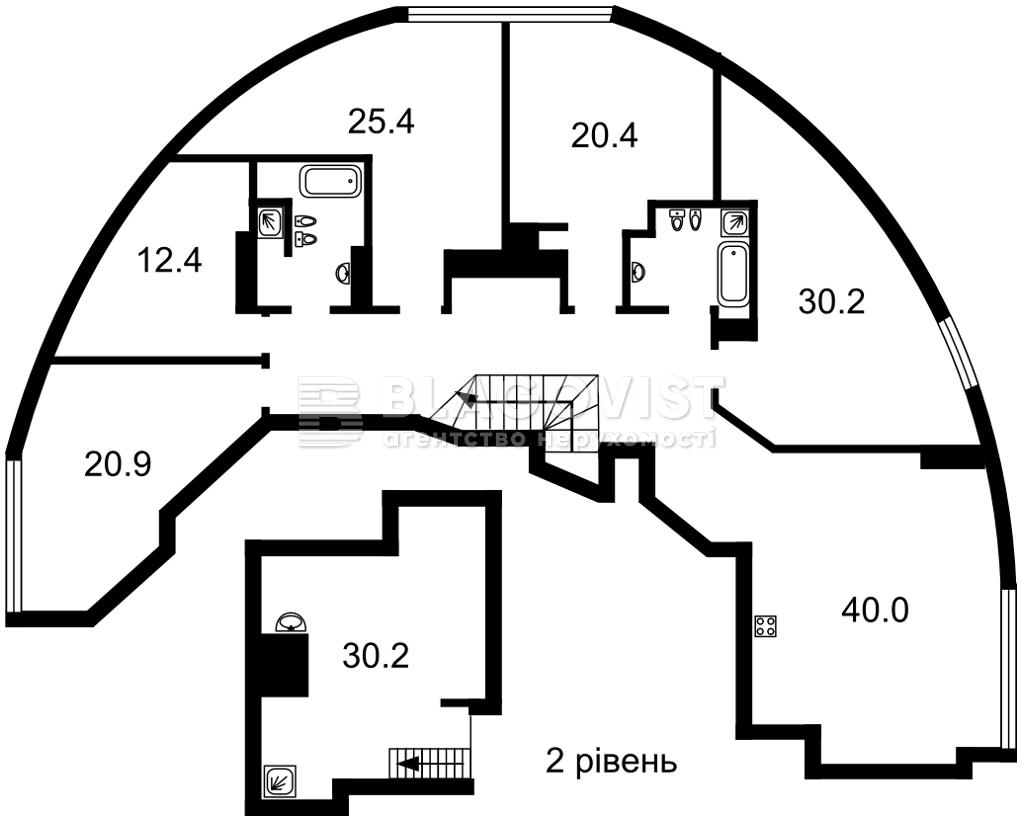 Квартира H-50732, Леси Украинки бульв., 30б, Киев - Фото 6