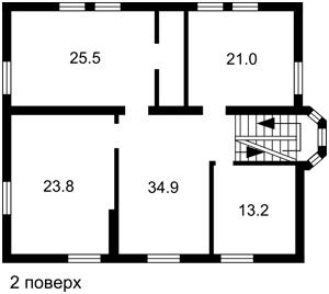 Будинок Лісники (Києво-Святошинський), A-112617 - Фото 4
