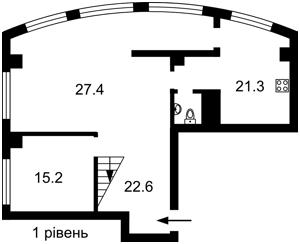 Квартира F-45292, Антоновича (Горького), 72, Киев - Фото 4
