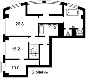 Квартира F-45292, Антоновича (Горького), 72, Киев - Фото 5