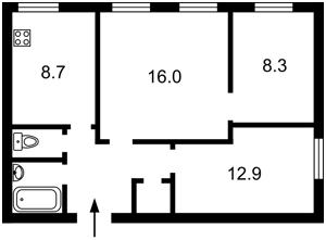 Квартира Z-707059, Михайловский пер., 20, Киев - Фото 4