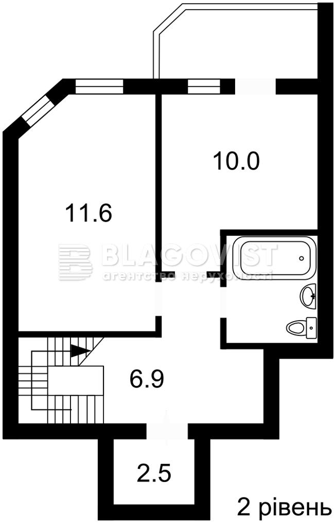 Квартира Z-811455, Мира пер. , 30, Киев - Фото 3