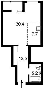 Квартира E-41551, Багговутовская, 25, Киев - Фото 6