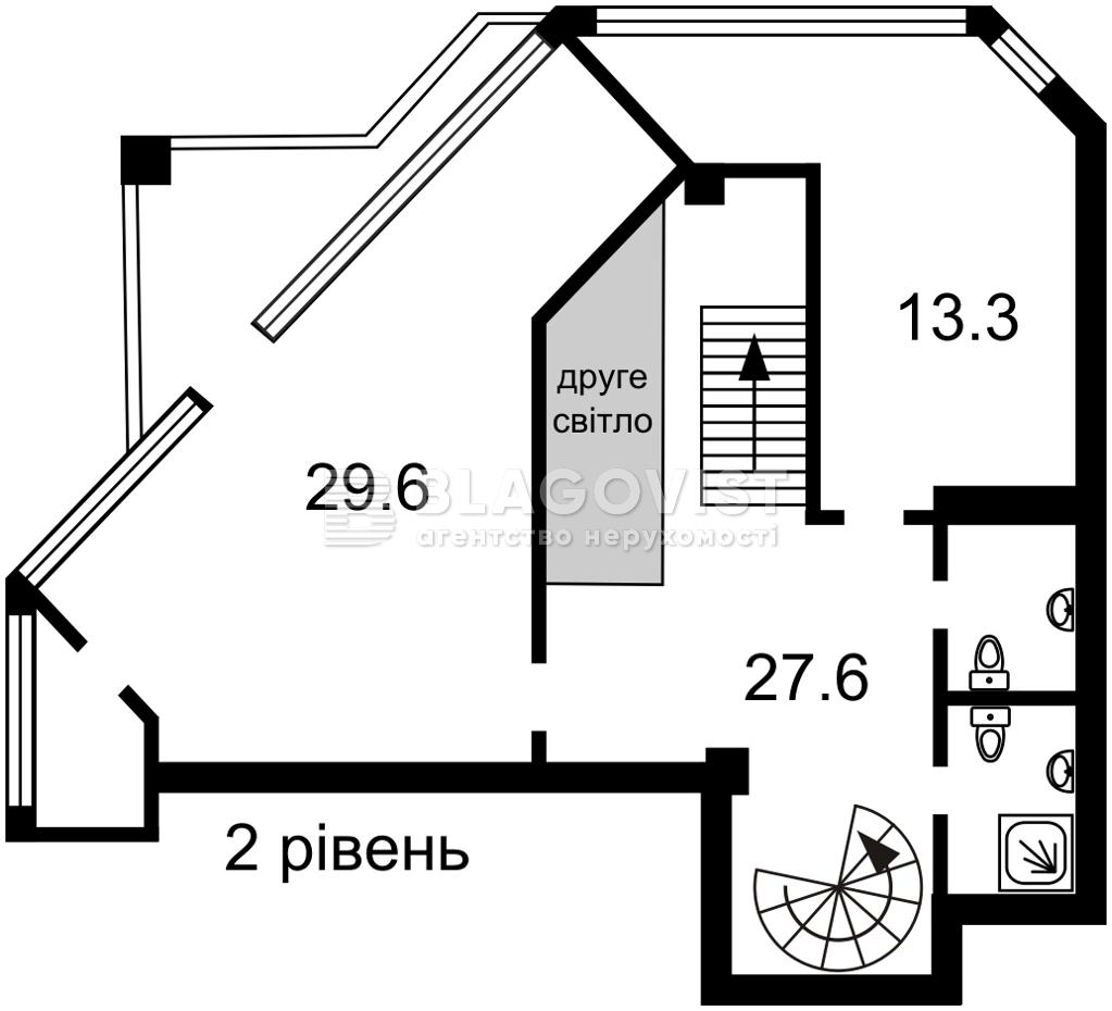Квартира A-112618, Гетьмана Вадима (Индустриальная), 1б, Киев - Фото 6