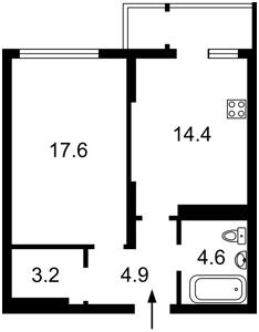 Квартира E-41543, Багговутовская, 25, Киев - Фото 6