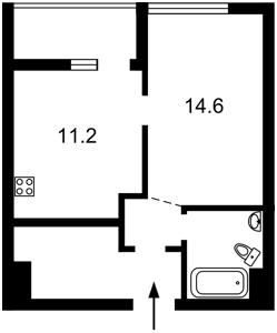 Квартира Львовская, 15, Киев, Z-802134 - Фото2