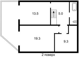 Будинок Садова (Осокорки), Київ, D-37513 - Фото 3