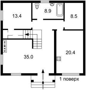 Будинок Туполєва Академіка, Київ, E-41553 - Фото 2