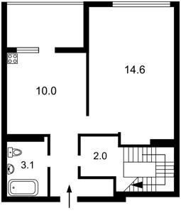 Квартира Львовская, 15, Киев, Z-810458 - Фото2