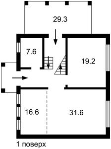 Дом Мирная, Гостомель, H-50839 - Фото2