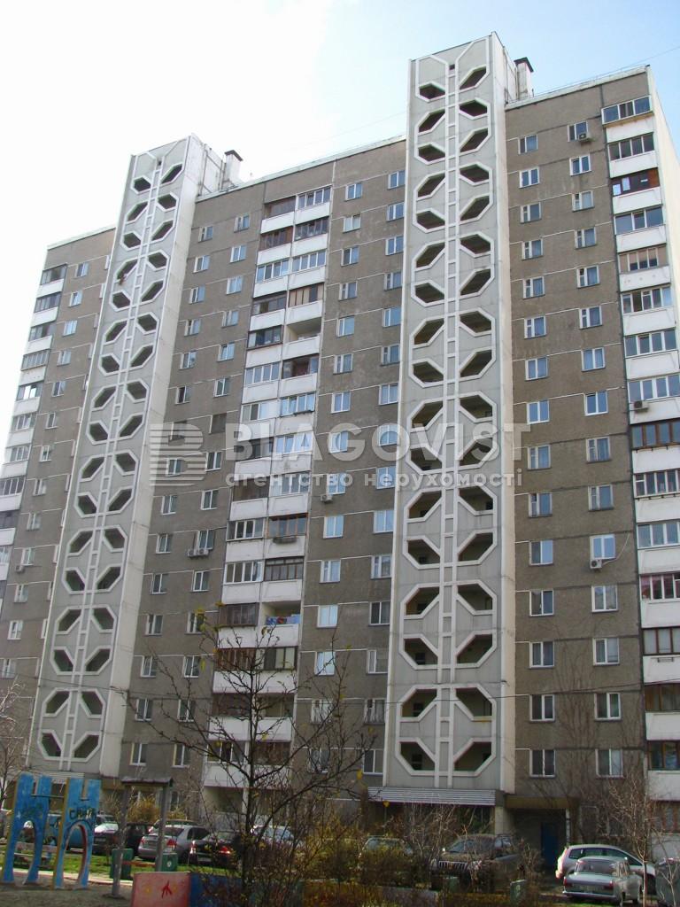 Квартира E-37251, Урловская, 3б, Киев - Фото 1