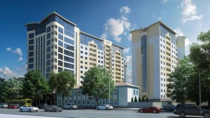 Apartment Oleksandrivska, 1, Kyiv, Z-614380 - Photo