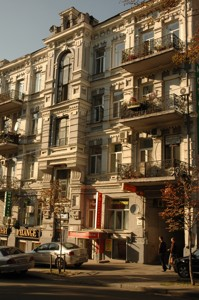 Квартира Шевченко Тараса бульв., 46, Киев, A-96973 - Фото 1
